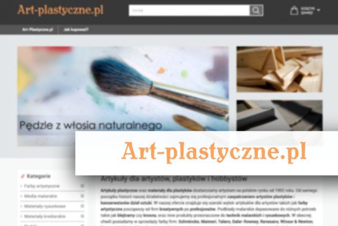 Artykuły plastyczne sklep art-plastyczne